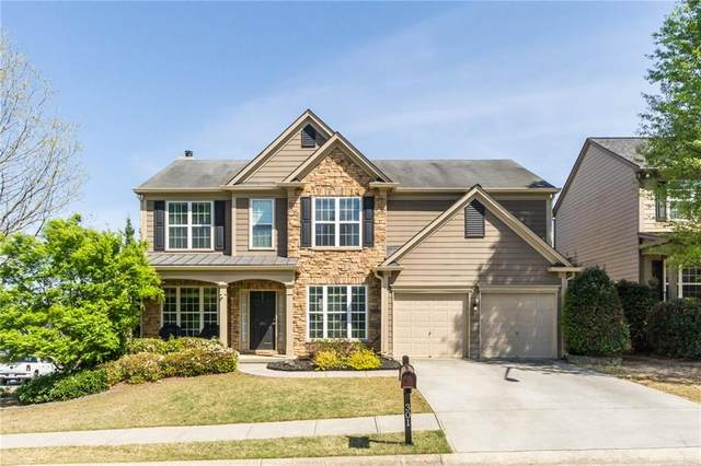 301 Annazanes Place, Woodstock, GA 30188 (MLS #6871651) :: North Atlanta Home Team