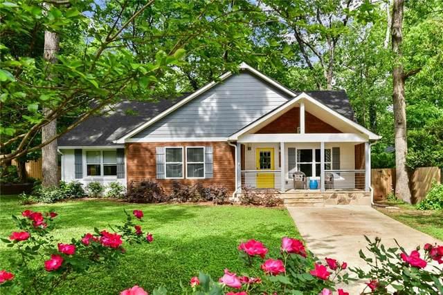 1333 Dorothy Drive, Decatur, GA 30030 (MLS #6871656) :: North Atlanta Home Team