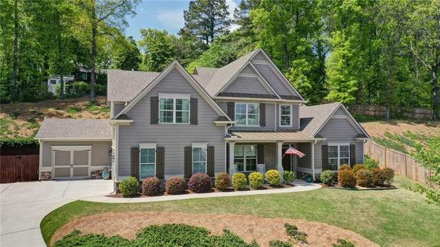 160 Pineridge Way, Roswell, GA 30075 (MLS #6871669) :: The Cowan Connection Team