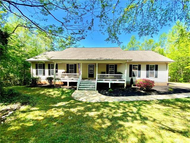 1905 Holiday Cemetery Rd, Jefferson, GA 30549 (MLS #6871670) :: North Atlanta Home Team