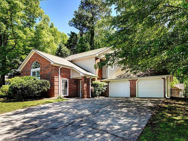 2081 Winsburg Drive NW, Kennesaw, GA 30144 (MLS #6871673) :: The Cowan Connection Team