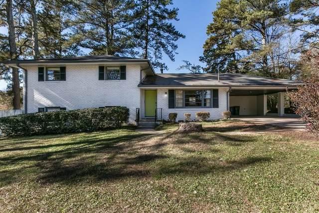 2279 Columbia Drive, Decatur, GA 30032 (MLS #6871674) :: The Butler/Swayne Team