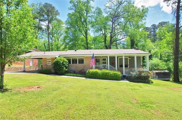 489 Susan Creek Drive, Stone Mountain, GA 30083 (MLS #6871676) :: North Atlanta Home Team