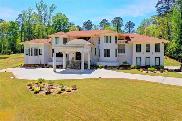 3125 Juhan Road, Stone Mountain, GA 30087 (MLS #6871686) :: Path & Post Real Estate
