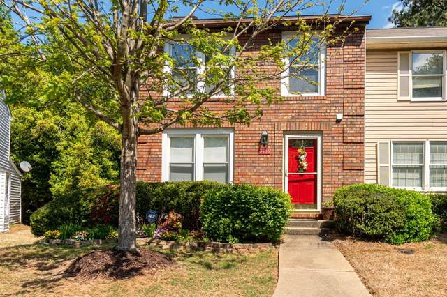 2105 Fairways Court NW 12-F, Kennesaw, GA 30144 (MLS #6871717) :: Path & Post Real Estate