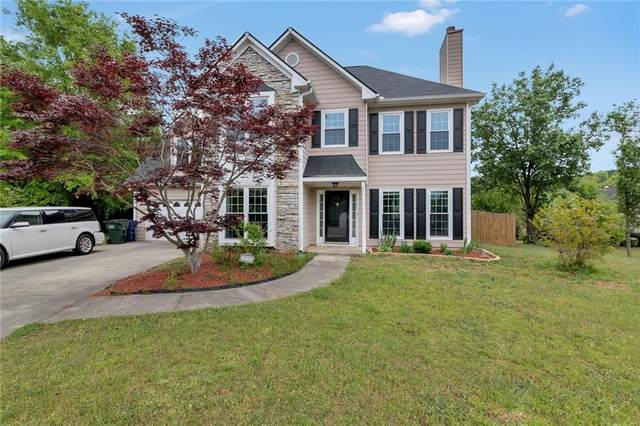 3513 Weaver Falls Lane, Loganville, GA 30052 (MLS #6871728) :: North Atlanta Home Team