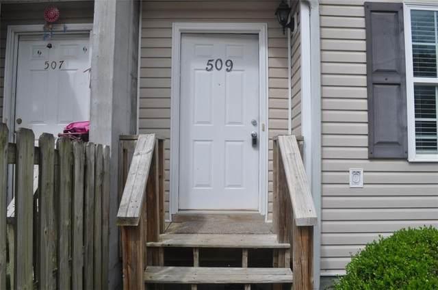 509 Jones Street, Dalton, GA 30720 (MLS #6871730) :: North Atlanta Home Team