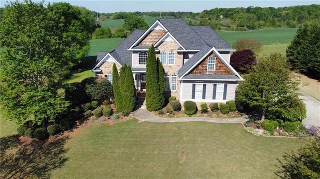 480 Harris Hills Drive, Athens, GA 30607 (MLS #6871747) :: North Atlanta Home Team