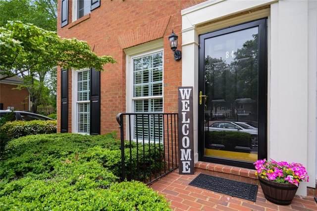 84 Mount Vernon Circle, Sandy Springs, GA 30338 (MLS #6871751) :: Kennesaw Life Real Estate