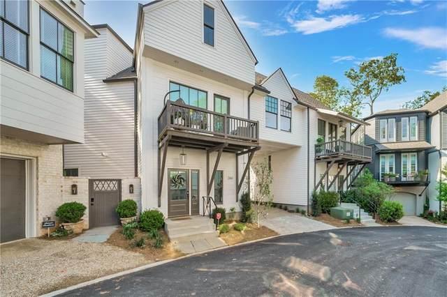 260 Colebrook Street NE, Atlanta, GA 30307 (MLS #6871758) :: RE/MAX Prestige