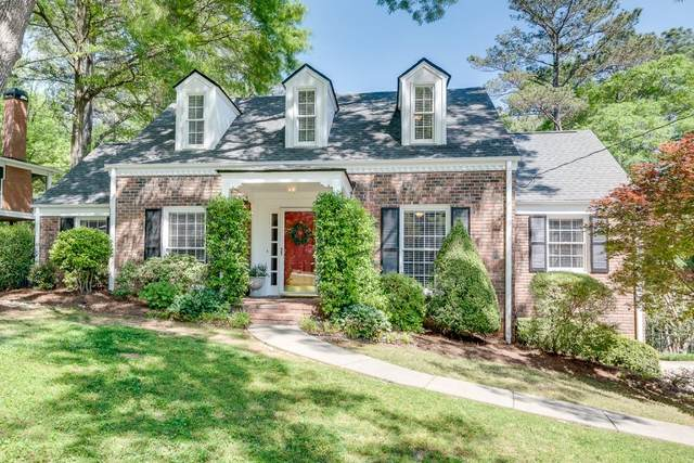 6765 Wright Road, Sandy Springs, GA 30328 (MLS #6871764) :: North Atlanta Home Team