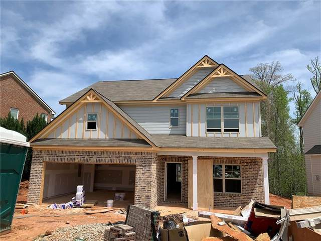 6007 Riverwood Drive, Braselton, GA 30517 (MLS #6871774) :: The North Georgia Group