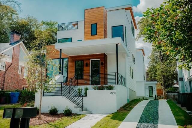 818 Glendale Terrace B, Atlanta, GA 30308 (MLS #6871800) :: Lucido Global