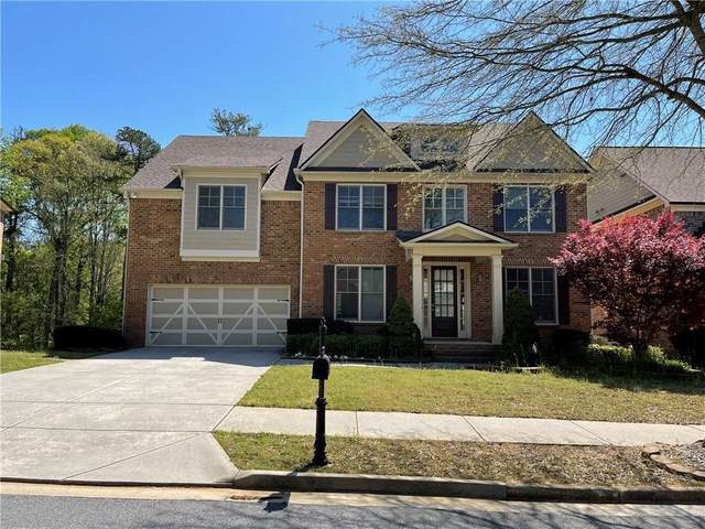 3324 Willow Glen Trail, Suwanee, GA 30024 (MLS #6871810) :: The North Georgia Group