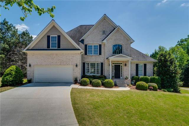 301 Graymist Path, Loganville, GA 30052 (MLS #6871812) :: Lucido Global