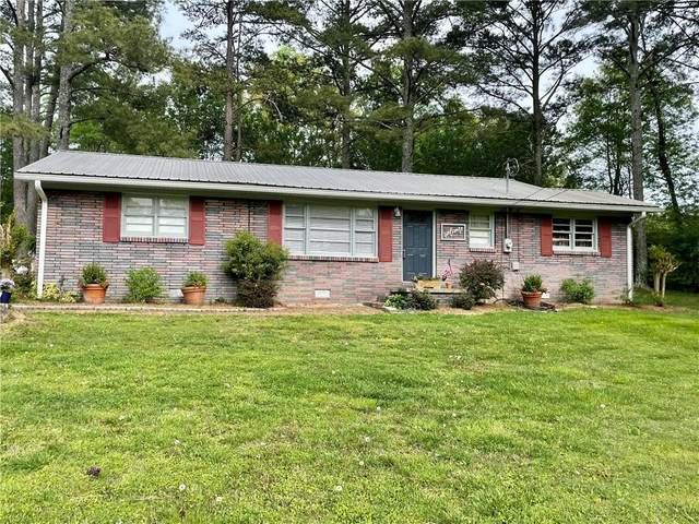 121 Sunset Drive NE, Calhoun, GA 30701 (MLS #6871826) :: The Gurley Team