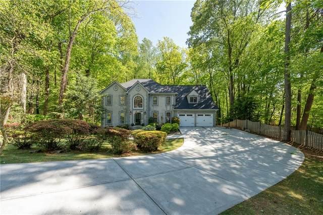 4402 Windsor Oaks Chase, Marietta, GA 30066 (MLS #6871827) :: North Atlanta Home Team