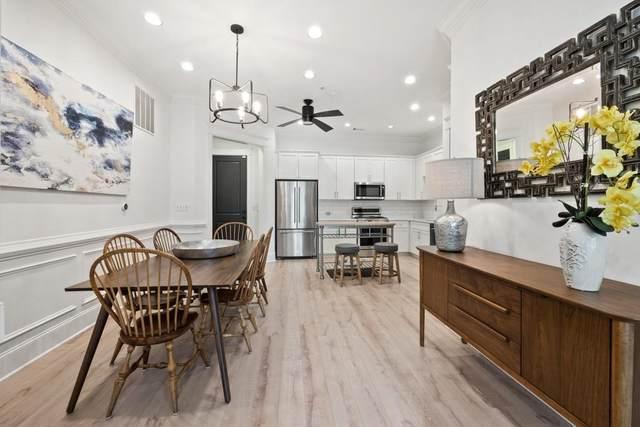 625 Piedmont Avenue NE #1028, Atlanta, GA 30308 (MLS #6871837) :: The Kroupa Team | Berkshire Hathaway HomeServices Georgia Properties