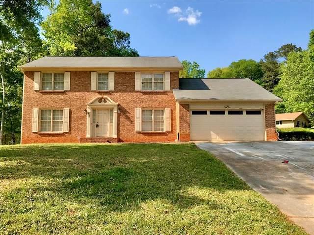 4294 Lake Breeze Drive, Stone Mountain, GA 30083 (MLS #6871848) :: North Atlanta Home Team