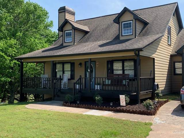 1004 Kilough Church Road, Dawsonville, GA 30534 (MLS #6871866) :: North Atlanta Home Team