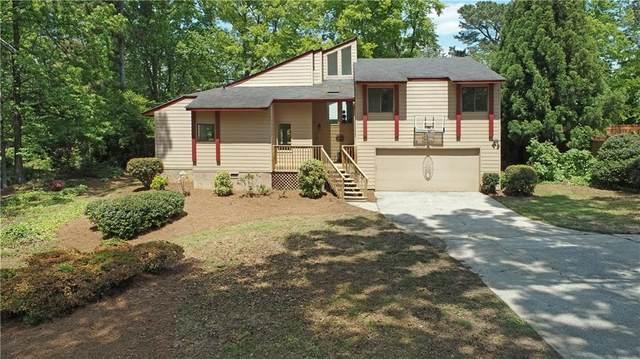 4551 Parkcrest Court NE, Marietta, GA 30068 (MLS #6871874) :: North Atlanta Home Team