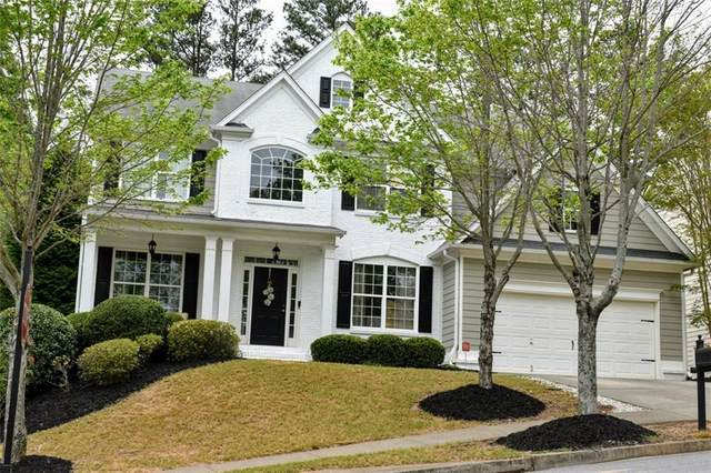 278 Harmony Lake Drive, Canton, GA 30115 (MLS #6871885) :: The Gurley Team