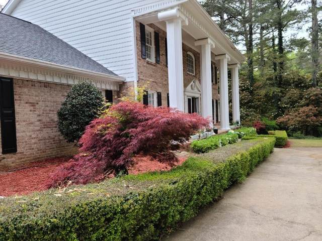 2665 Spalding Drive, Sandy Springs, GA 30350 (MLS #6871893) :: North Atlanta Home Team