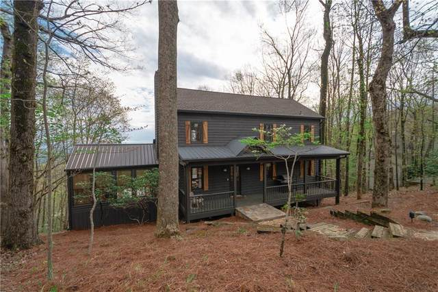 424 Sanderlin Mountain Drive, Big Canoe, GA 30143 (MLS #6871898) :: Lucido Global