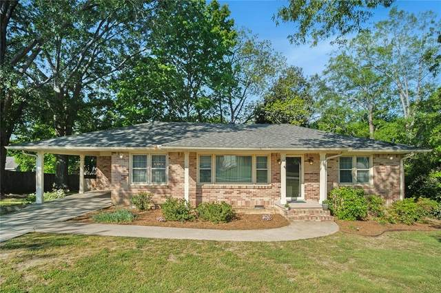 106 Born Street, Norcross, GA 30071 (MLS #6871910) :: North Atlanta Home Team