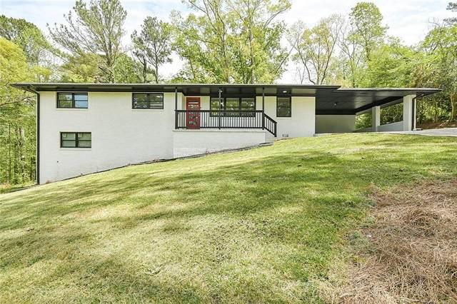 2176 Plantation Drive, East Point, GA 30344 (MLS #6871916) :: North Atlanta Home Team