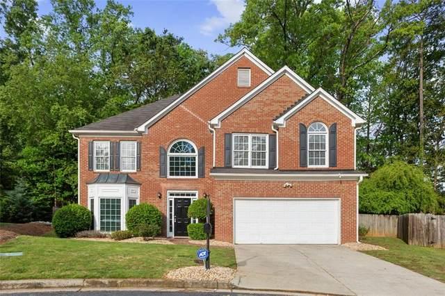 3193 Arbor Ridge, Atlanta, GA 30340 (MLS #6871932) :: Path & Post Real Estate