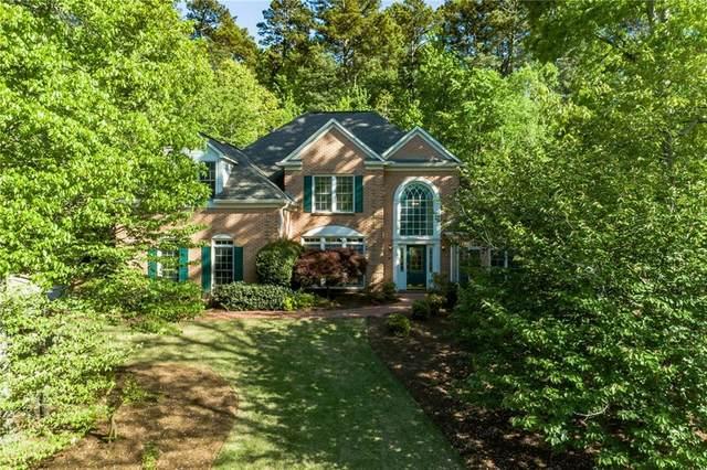 3955 Berkeley View Drive, Berkeley Lake, GA 30096 (MLS #6871954) :: Lucido Global