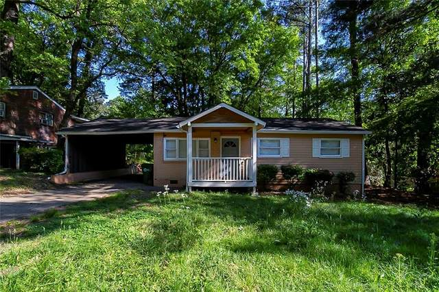 2460 Abner Place NW, Atlanta, GA 30318 (MLS #6871986) :: The Zac Team @ RE/MAX Metro Atlanta