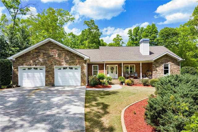 31 Cantrell Lane NW, Cartersville, GA 30120 (MLS #6872005) :: The Gurley Team