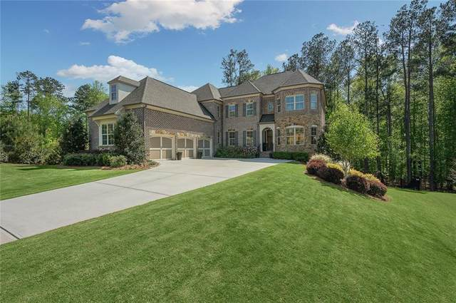 373 Glynnwilde Drive NW, Marietta, GA 30064 (MLS #6872020) :: North Atlanta Home Team