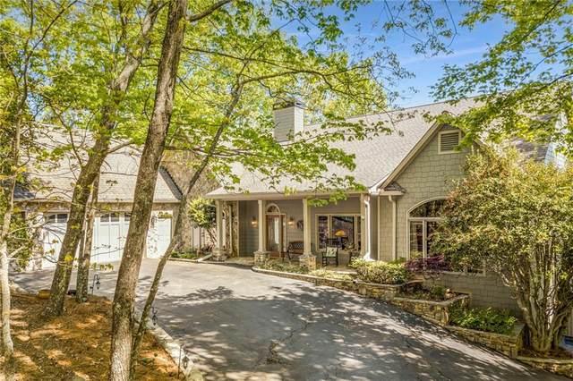 114 Disharoon Drive, Big Canoe, GA 30143 (MLS #6872024) :: 515 Life Real Estate Company
