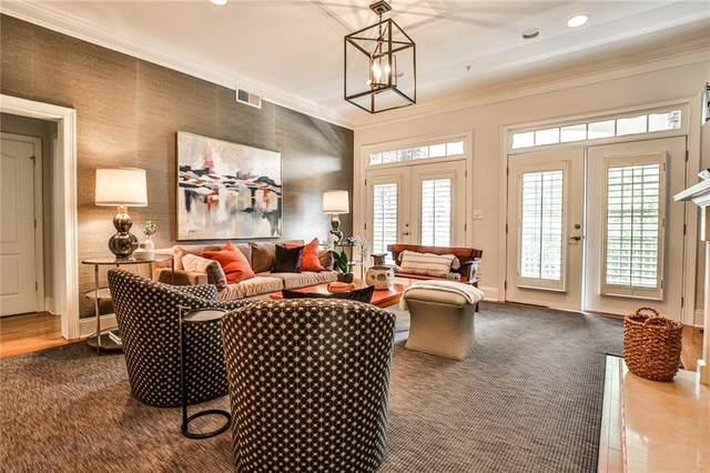 417 Clairemont Avenue #120, Decatur, GA 30030 (MLS #6872028) :: RE/MAX Prestige