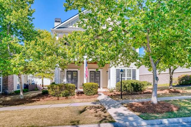 3911 Lake Pass Lane, Suwanee, GA 30024 (MLS #6872090) :: The North Georgia Group