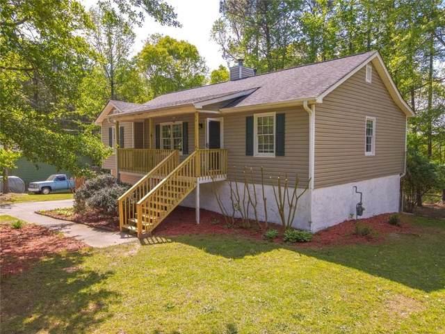 292 Braxton Drive, Douglasville, GA 30134 (MLS #6872110) :: The Gurley Team