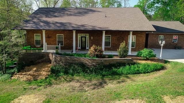 4605 Buckhorn Circle, Gainesville, GA 30506 (MLS #6872119) :: RE/MAX Prestige