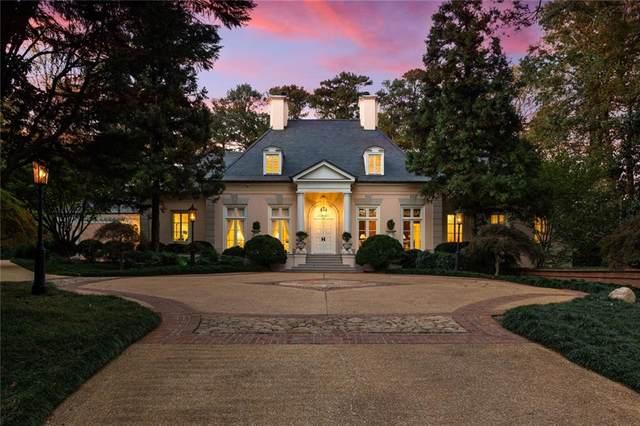 309 Blackland Road NW, Atlanta, GA 30342 (MLS #6872130) :: North Atlanta Home Team