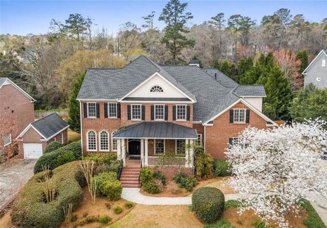 610 Regency Forest Court, Atlanta, GA 30342 (MLS #6872137) :: North Atlanta Home Team