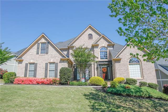 3895 Creekview Ridge Drive, Buford, GA 30518 (MLS #6872165) :: North Atlanta Home Team