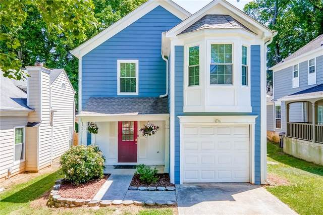 1201 Holly Circle, Lawrenceville, GA 30044 (MLS #6872171) :: North Atlanta Home Team