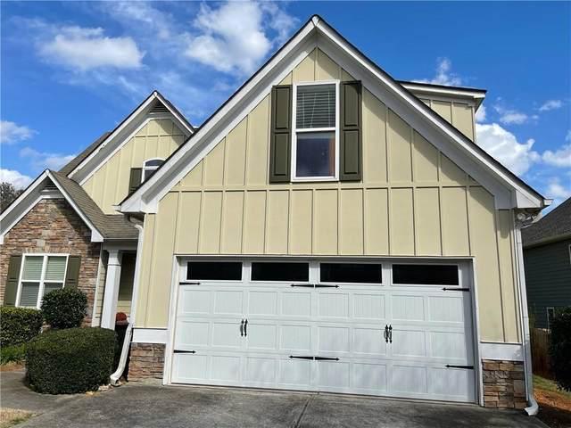 2105 Hamby Cove Drive NW, Acworth, GA 30102 (MLS #6872178) :: North Atlanta Home Team