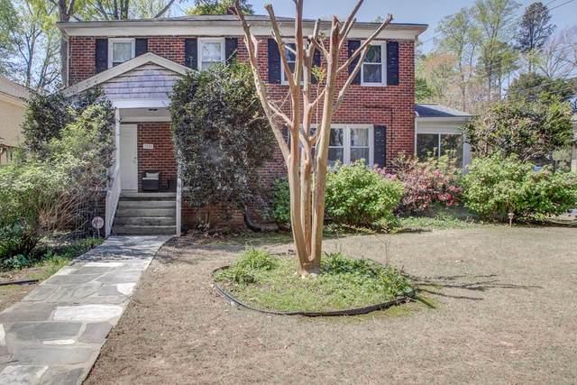 3330 W Shadowlawn Avenue NE, Atlanta, GA 30305 (MLS #6872198) :: North Atlanta Home Team