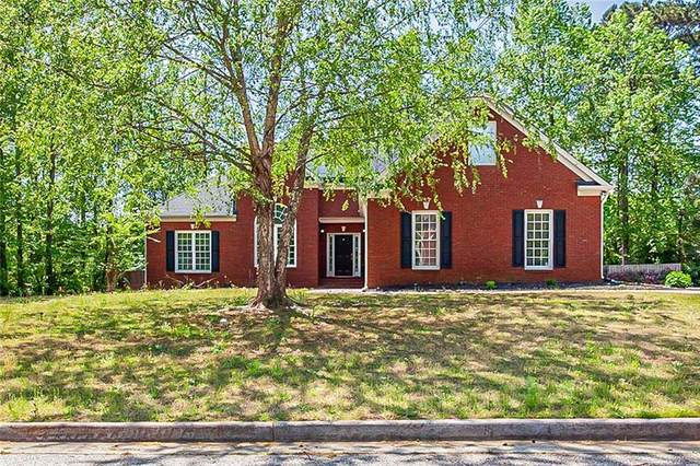 8260 Knollbrook Lane, Mcdonough, GA 30253 (MLS #6872224) :: North Atlanta Home Team