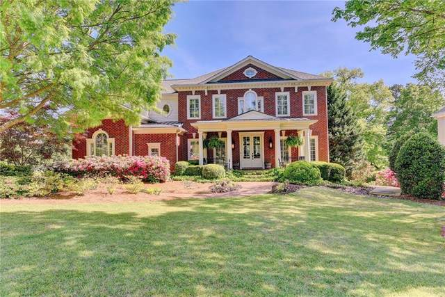 6280 Clifton Circle, Suwanee, GA 30024 (MLS #6872227) :: North Atlanta Home Team