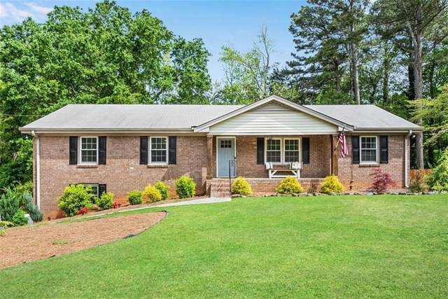 1383 Shadowood Court, Marietta, GA 30066 (MLS #6872239) :: North Atlanta Home Team