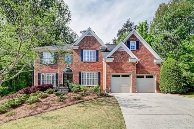 5376 Ashley Court, Dunwoody, GA 30338 (MLS #6872251) :: North Atlanta Home Team